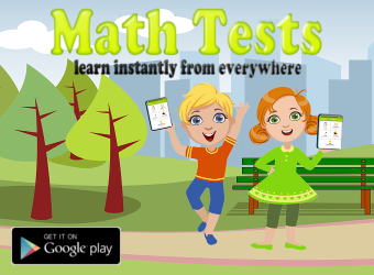 Try our math app